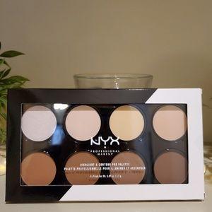 NIB! NYX contour palette
